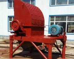 穆棱煤炭粉碎机
